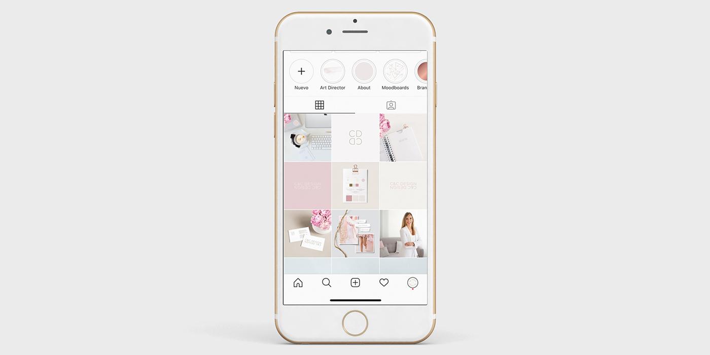 ¿Cómo conseguir un Feed de Instagram atractivo?